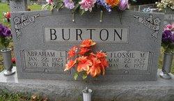 Abraham Lincoln Burton