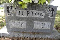 "William Fred ""Bill"" Burton"