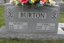 Dewey Burton