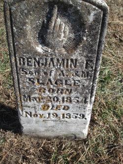 Benjamin F Slagle