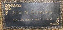 John Morgan Clements