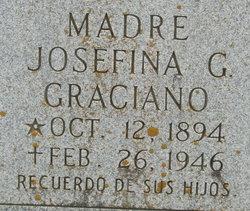 Josefina <I>Gomez</I> Graciano