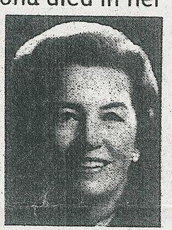 Mildred Virginia <I>Hughes</I> Wright