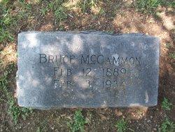 Bruce Daniel McCammon
