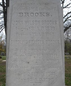 Caroline Frances <I>Brooks</I> Cressey