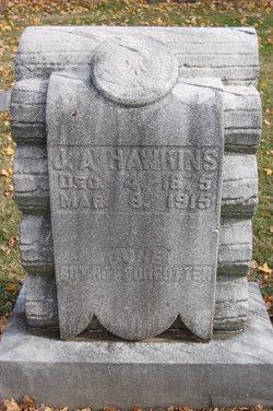 James Albert Hawkins