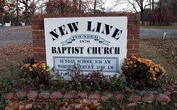 New Line Baptist Church Cemetery