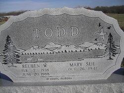 Reuben W Todd