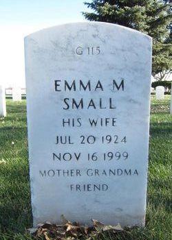 Emma M Small