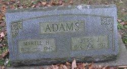 Myrtle H. Adams