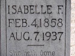 Isabelle F. <I>Jones</I> Anderson