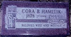 Cora Bell <I>White</I> Hamllik