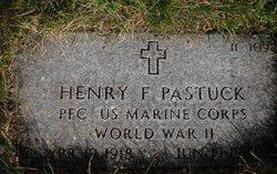 Henry F Pastuck