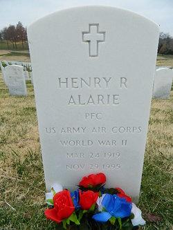 Henry R Alarie