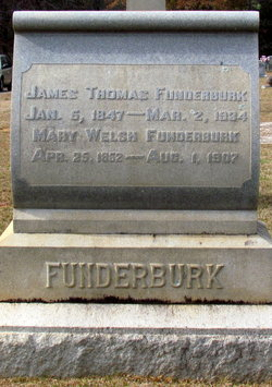 James Thomas Funderburk
