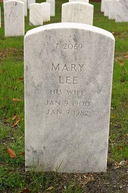 Mary Lee <I>King</I> King