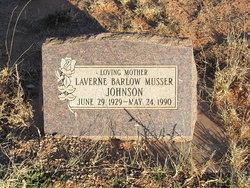 Laverne <I>Barlow</I> Johnson