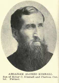 Abraham Alonzo Kimball