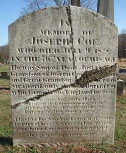 Joseph Coe