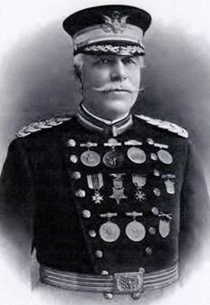 MAJ Lewis M Merriam