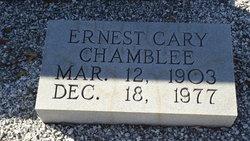 Ernest Cary Chamblee, Sr