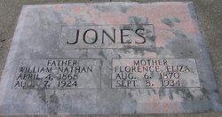 Florence Eliza <I>Hardy</I> Jones