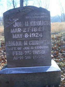 "Joseph Hunter ""Joe"" Crouch"