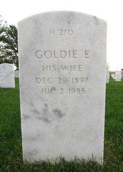 Goldie Estelle <I>Rea</I> Fenner