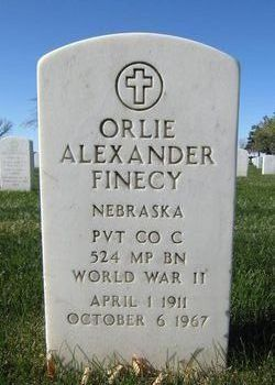Orlie Alexander Finecy