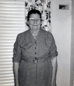 "Sara Bytha ""Mama"" <I>Kilgore</I> Ainsworth"