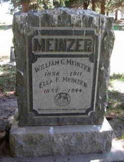 Ella Frances <I>Radford</I> Meinzer
