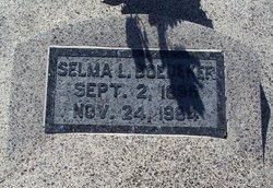 Selma Laura <I>Green</I> Boedeker