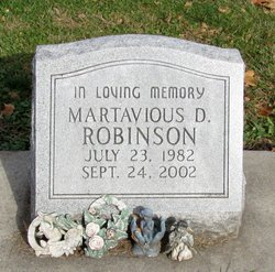 Martavious DeShawn Robinson