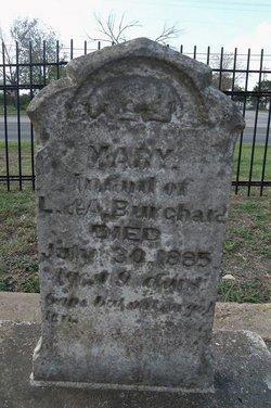 Mary Burchard