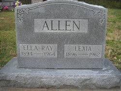 Lexia Allen