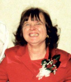 Judy Ann <I>Cordwell</I> Conley
