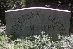 Middlesex Center Cemetery