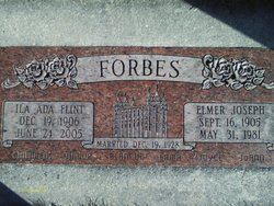 Elmer Joseph Forbes