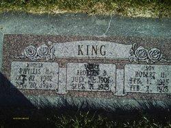 Phyllis Eldora <I>Hanks</I> King