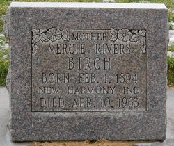 Vercie <I>Rivers</I> Birch