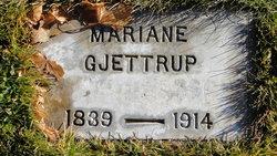 Mariane <I>Jensen</I> Gjettrup