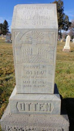 Marinus M Otten