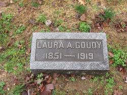 Laura Amanda <I>Reno</I> Goudy