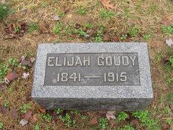 Elijah Goudy