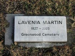 Lavenia P. Martin