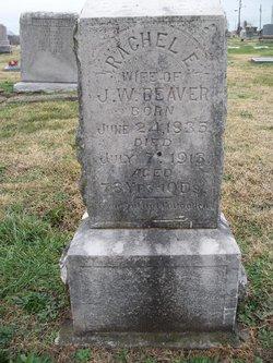 Rachel E. <I>Roten</I> Beaver