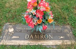 Carolyn <I>Sawyer</I> Damron