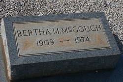 Bertha Mae McGough