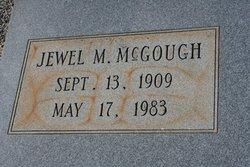 Jewel <I>McClendon</I> McGough