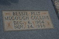 Bessie Corinne <I>Pelt</I> McGough Collins